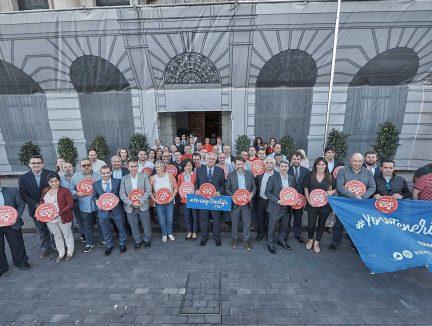 Femete llevará la campaña #YosoyTenerife a las más de 1.400 empresas y 6.000 profesionales de #YosoyLegal