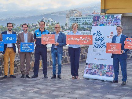El Ayuntamiento del Puerto de la Cruz se suma a la campaña de sensibilización turística #YosoyTenerife